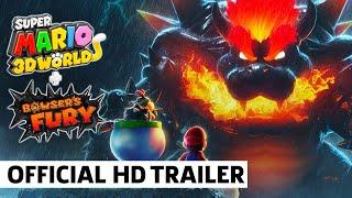 Super Mario 3D World + Bowser's Fury - A Bigger Badder Bowser Trailer