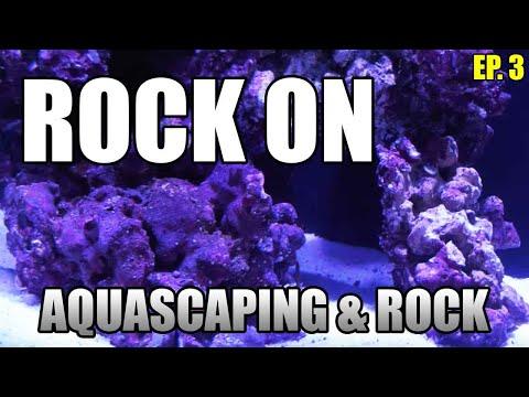 Aquascaping & LIVEROCK Selection - Budget Build