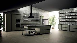 Scavolini. Итальянская мебель, кухни, светильники, аксессуары. iSaloni 2016