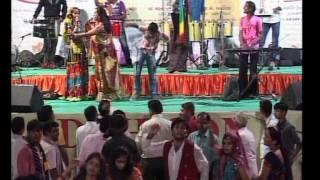 Gujarati Garba Song Navratri Live 2011 - Lions Club Kalol - Ratansinh Vaghela - Day -5 Part -12