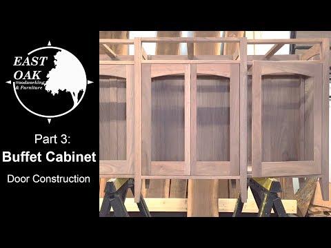 walnut-buffet-cabinet-build-part-3:-doors-|-woodworking