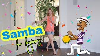 Brazilian Samba: How To Dance Samba
