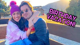 COLLEEN BALLINGER BIRTHDAY VACATION SPECIAL!