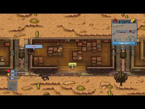 Loose Caboose Easy Key Guide! - Cougar Creek Railroad - The Escapists 2