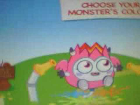 How to make a moshi monster