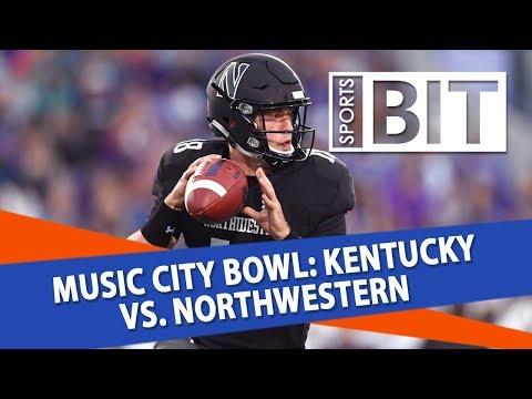 Music City Bowl: Kentucky vs. Northwestern