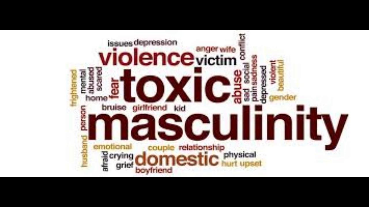 Toxic Masculinity KENDRA D