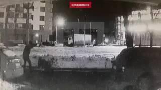Смотреть видео Жестокое убийство владельца частной клиники в Москве попало на камеры онлайн