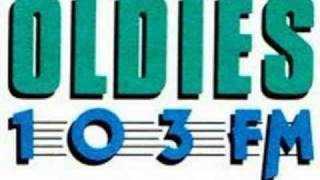 "Freddy ""Boom Boom"" Cannon - Oldies 103 WODS FM Jingle/Palisades Park"