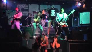 Piromanos del Ritmo - Internacional Piromanista (en vivo CBGB Buenos Aires 2011)