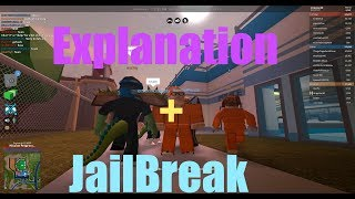 ROBLOX | Jailbreak & Explaining | (CHECKDESC)