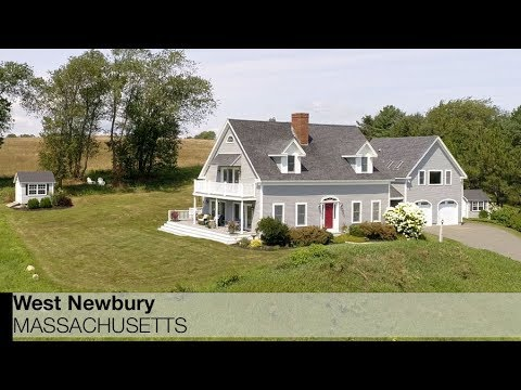 Video of 201 Crane Neck Street | West Newbury Massachusetts real estate & homes by Mark Dickinson