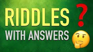 Riddles and Brain Teasers with Answers #1 | Brain Teaser for Kids #StayHome