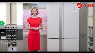 Відеоогляд холодильника Sharp SJFP97VBE з експертом «М. Відео»