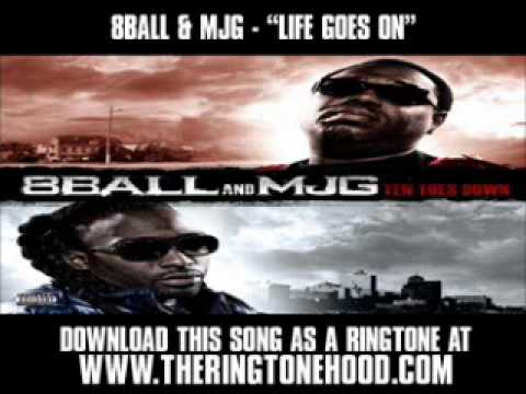 "8BALL & MJG - ""LIFE GOES ON"" [ New Video + Lyrics + Download ]"