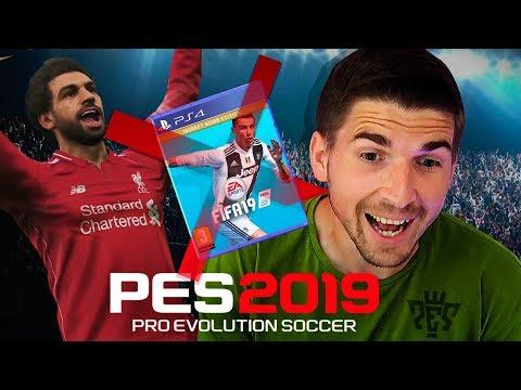 УБИЙЦА FIFA: PES 2019 - ЛУЧШИЙ ФУТСИМ