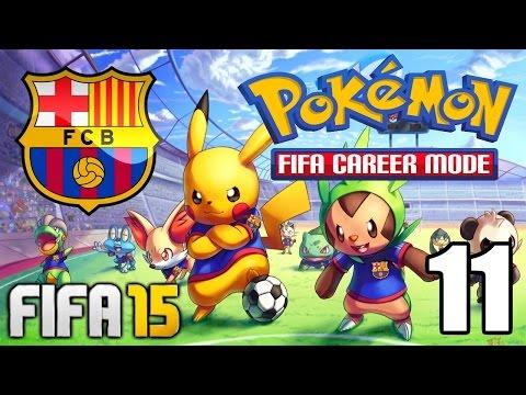 FIFA 15 POKEMON CAREER MODE EP 11: ENTER THE SAFARI ZONE! (TRANSFER WINDOW )