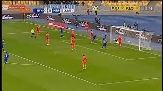 Динамо - Мариуполь - 1:0. Гол: Шапаренко (33')