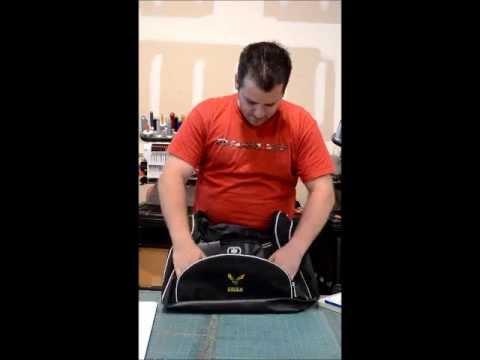 55280dcd8d OG011 - Crunch Sports Bag - Decoration - YouTube