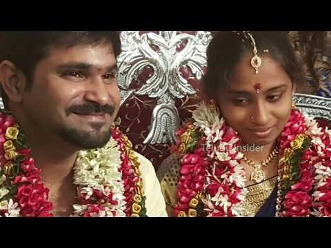Telugu Comedians wih Their Wifes Photos thumbnail