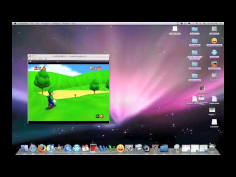 Running Project 64 on A Mac
