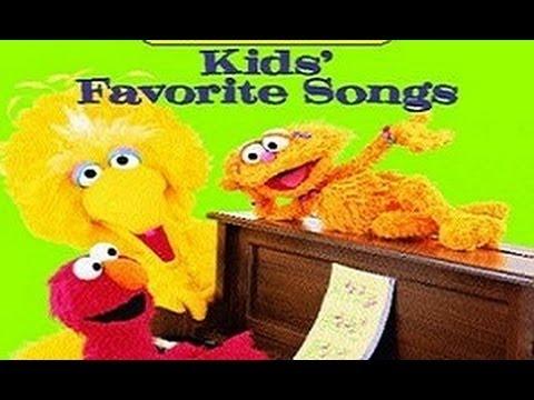 Sesame Street Kids Favorite Songs P 2 👀