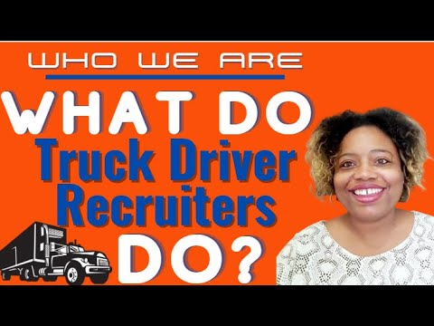 3rd Party Truck Driver Recruiting: How we Help Truck Drivers   Who We are   What We Do