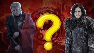 Download WHY IS JON SNOW DARK HAIRED (Despite being a Targaryen) ? | REASON Mp3 and Videos