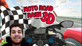 Moto Road Rash 3D Gameplay