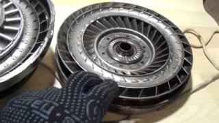 видео Устройство автоматической коробки передач автомобиля (АКПП)