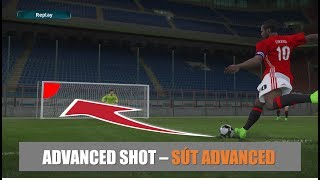 PES  - Advanced Shooting Tutorial