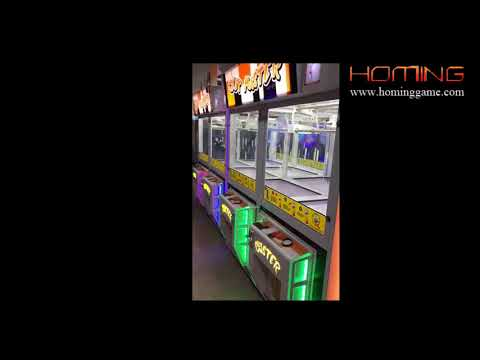 Luxury Double Barber Cutting Master Prize Game Machine(sales@hominggame.com)
