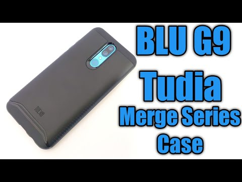 BLU G9 - Tudia Merge Series Case. This Is Definitely The Best Case To Get For Your G9👍