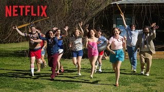 Wet Hot American Summer: First Day of Camp – Vídeo de ambientação – Netflix [HD]