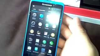 Lenovo S890 Android Smartphone (Review)