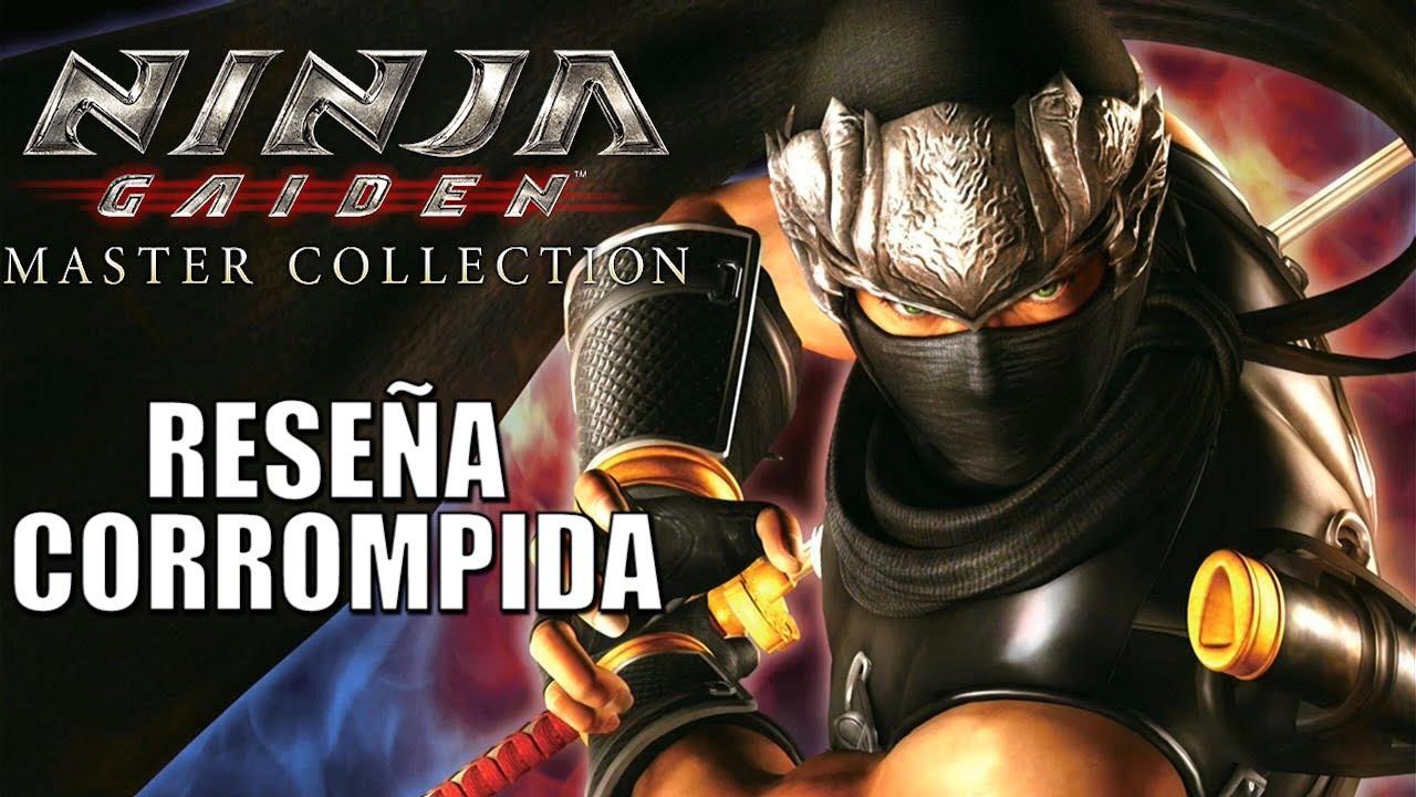 Reseña Corrompida Ninja Gaiden Master Collection