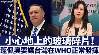 美全面遵守台北法!蓬佩奧:挺台在WHO發揮|新唐人亞太電視|20200401