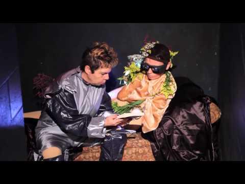 Carmelita Tropicana and Ela Troyano, R+D for Schwanze-Beast