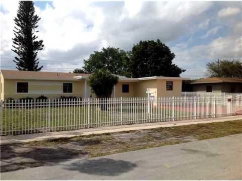 17930 Nw 42 Ct Miami Gardens Fl 33054 Casa En Venta Youtube