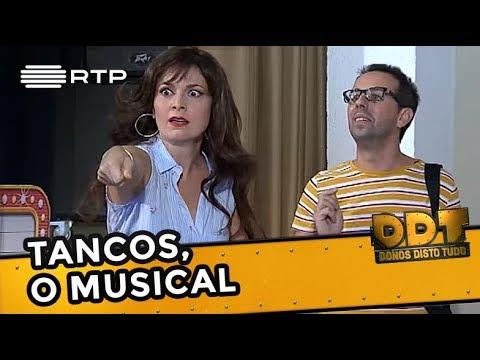 Tancos, o musical | Donos Disto Tudo