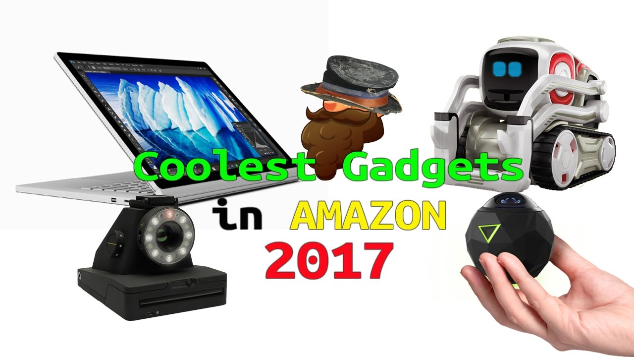 Cool Gadgets 2017 Available in Amazon - YouTube | 1280 x 720 jpeg 115kB