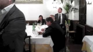RENATA POLVERINI a tavola con i suoi... INDOVINA CHI VIENE A CENA? 12 maggio NO MARCIA PER LA VITA