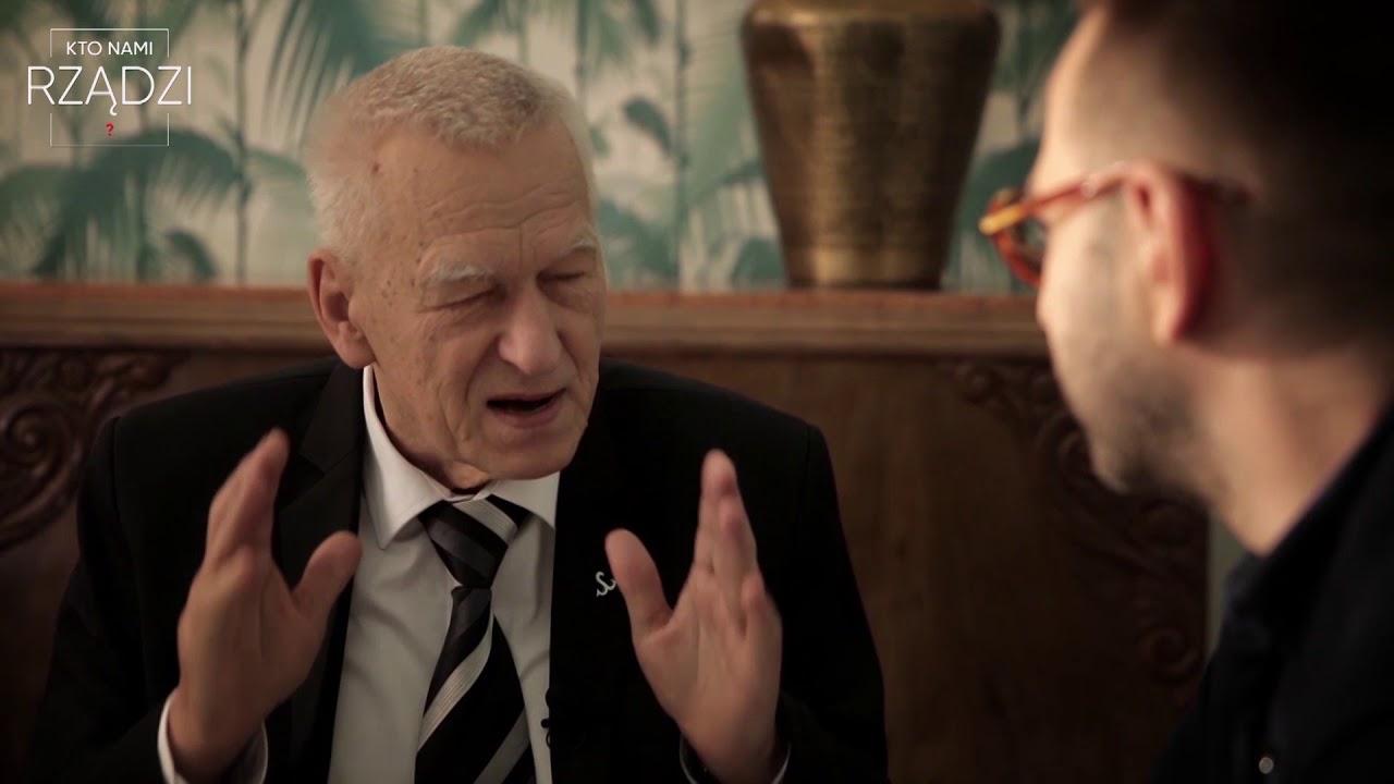 """""""Kaczyński przekroczył samego siebie"""" – Kornel Morawiecki szczerze o wyborze syna na premiera"""