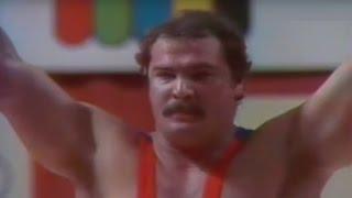 Anatoly Pisarenko — 187,5 kg Snatch