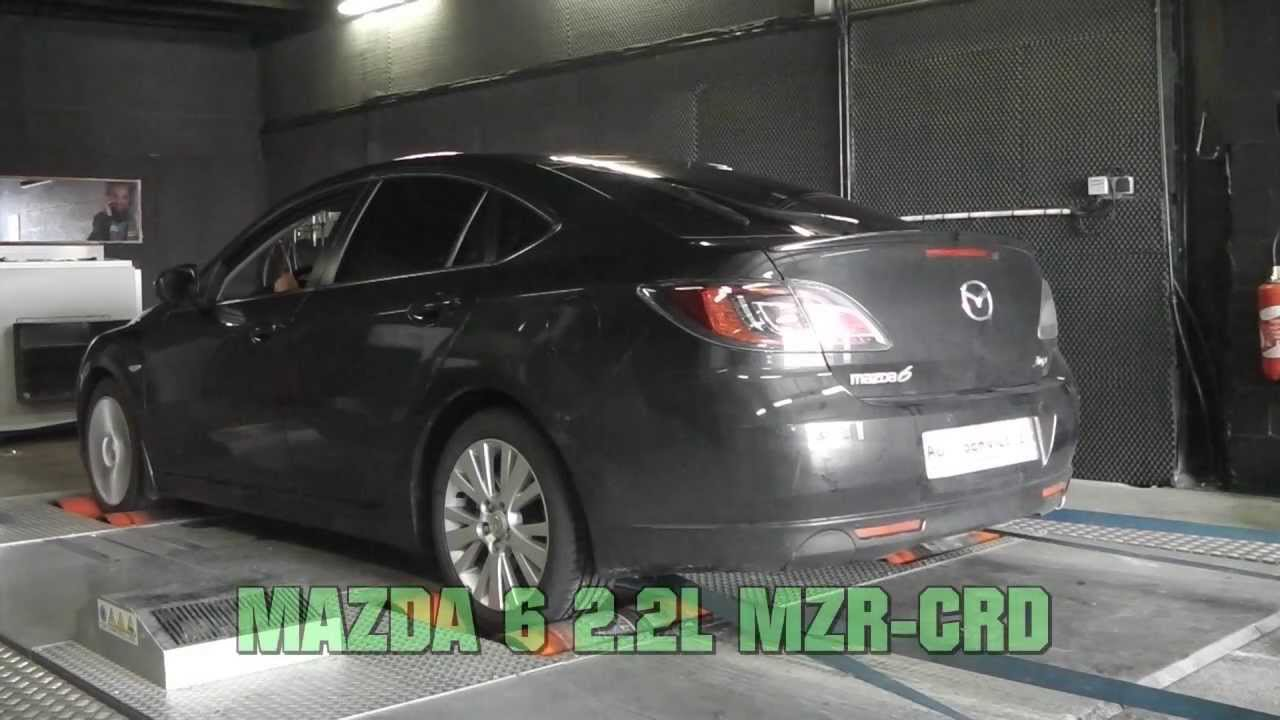 reprogrammation moteur mazda 6 2 2l mzr crd youtube. Black Bedroom Furniture Sets. Home Design Ideas