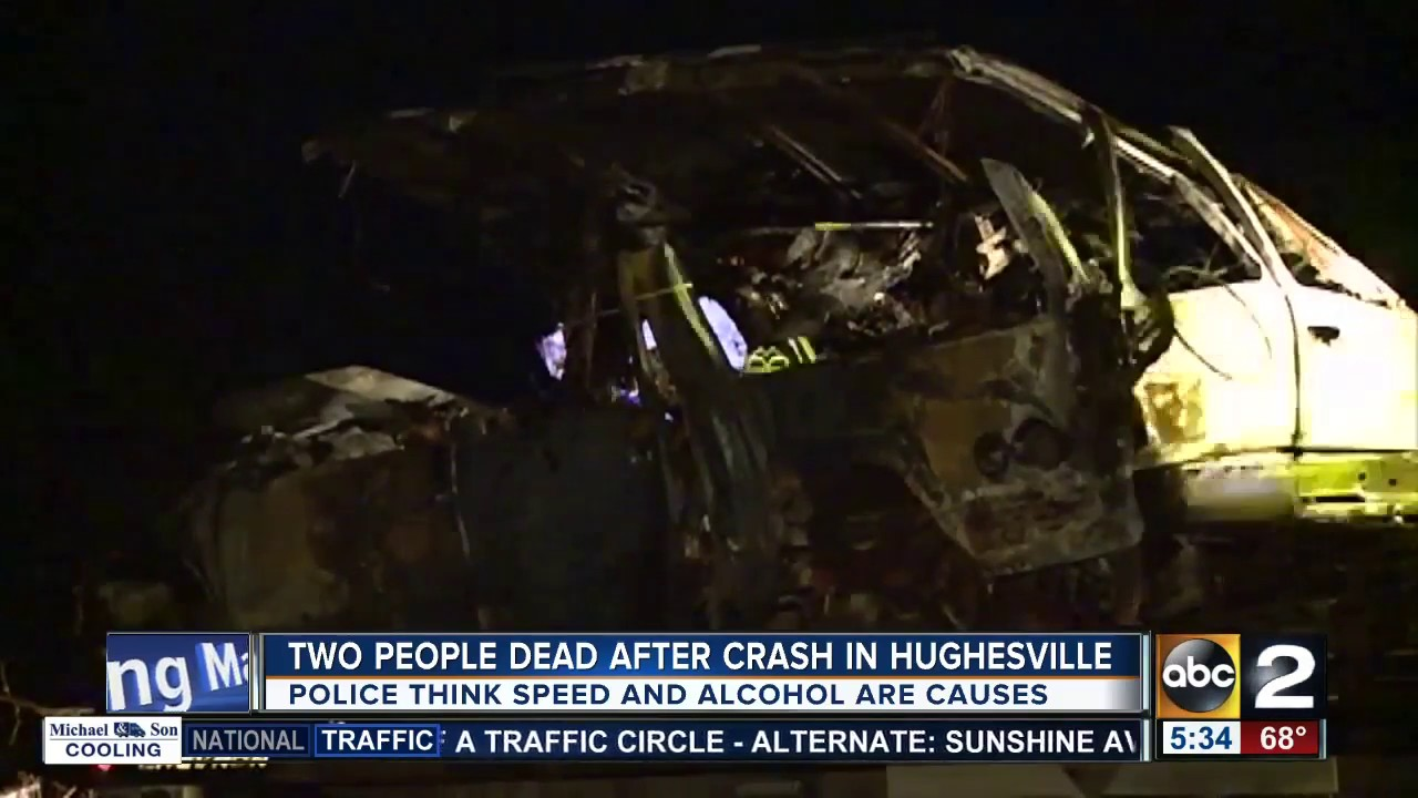 2 killed, several hurt in Charles County crash