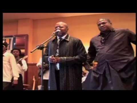 Papa Wemba - Concert live au Grand Hotel de Kinshasa (Partie 1)