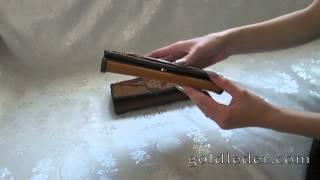 Эксклюзивные женские кошельки. Ручная работа. GoldLeder(Эксклюзивные женские кошельки изготовленные под индивидуальный заказ. Материал: натуральная кожа. Наши..., 2015-06-09T19:36:20.000Z)