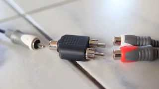 Download Video Changing Mono Mics into Stereo with RCA cables by Chung Dha MP3 3GP MP4