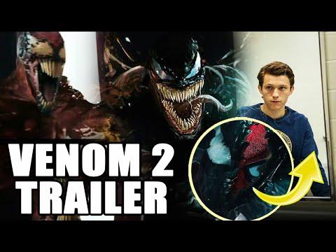 ¡FILTRADO! Este es la supuesta descripción del primer trailer de Venom 2 con Tom Holland